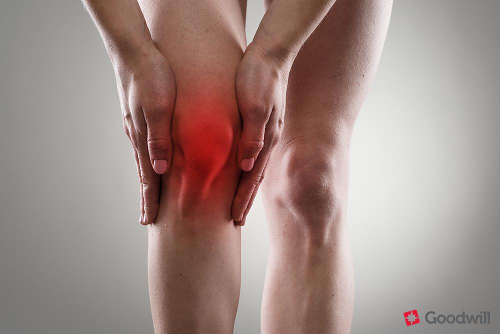 fájdalom térd alatt, mint hogy kezelje hogyan lehet az ízületeket és az izmokat kezelni