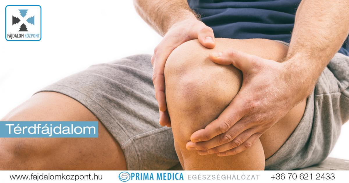 térdfájdalom okozza a tünetek kezelését