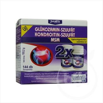 8 az 1-ben glükozamin és kondroitin