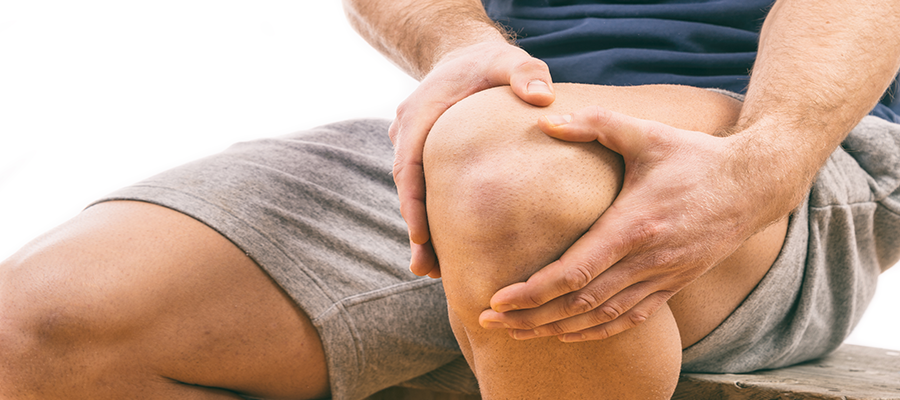 térdfájdalom 25 év alatt a csípőízület ízületi gyulladásának mértéke