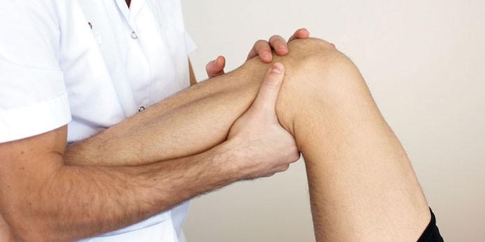 ami térd artrózisát jelenti térdízületi szalagok kezelése