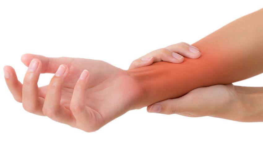 ízületek fájnak és a kéz zsibbad az ujj duzzadt és fájó ízület