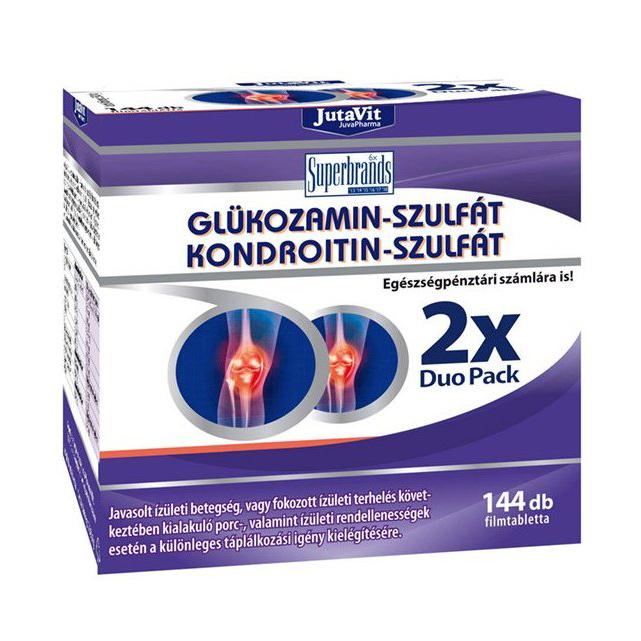 glükózamin és kondroitin értékelések gyulladás az ízületekben és a gerincben