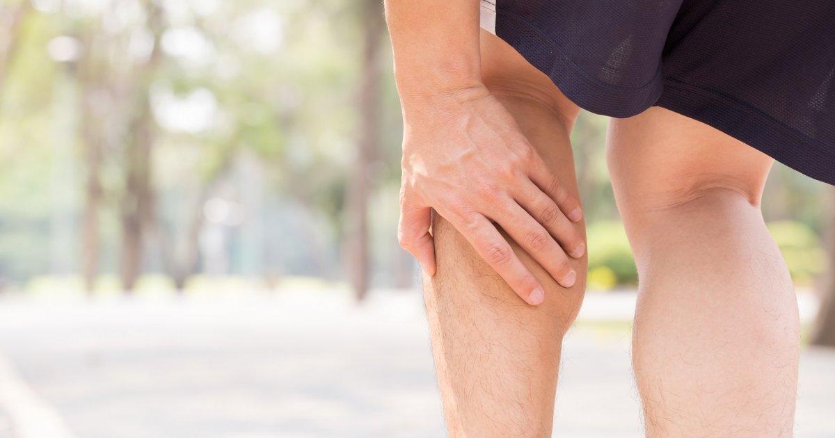 ízületi fájdalom a lábak húzódását okozza