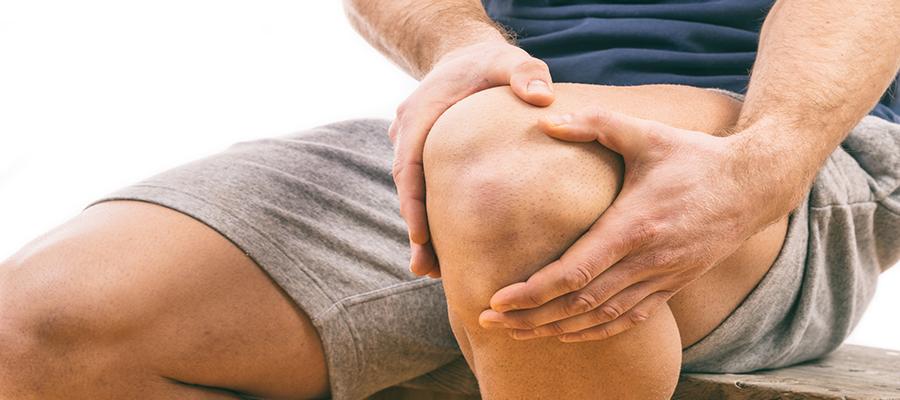 Ízületi fájdalom hosszú séta után, Ha fáj a térd...