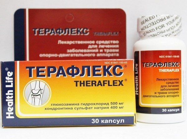 készítmények együttes kezelésre szolgáló kondroprotektorok számára deformáló térd osteoarthrosis