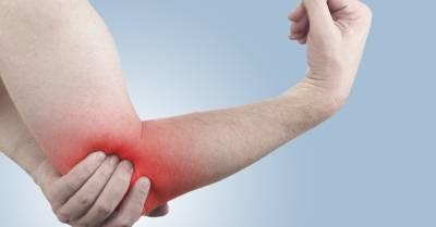 fájó könyökízület gyulladásos nem specifikus ízületi betegségek