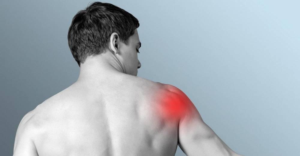 váll fájdalom kezelése, mint enyhítése ízületi gyulladás az ízületekben