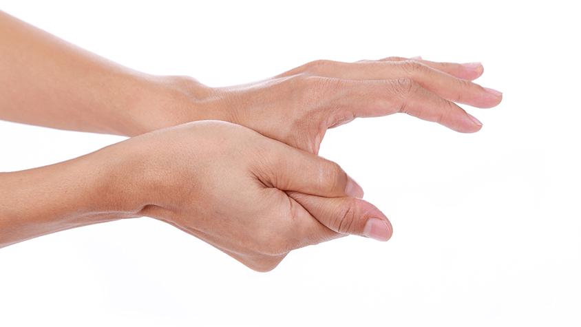 az ujjak ízületei fájnak a kezén