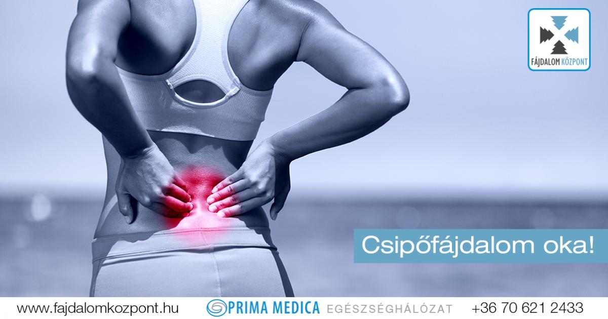 fájdalom a csípőben és a gerincben)