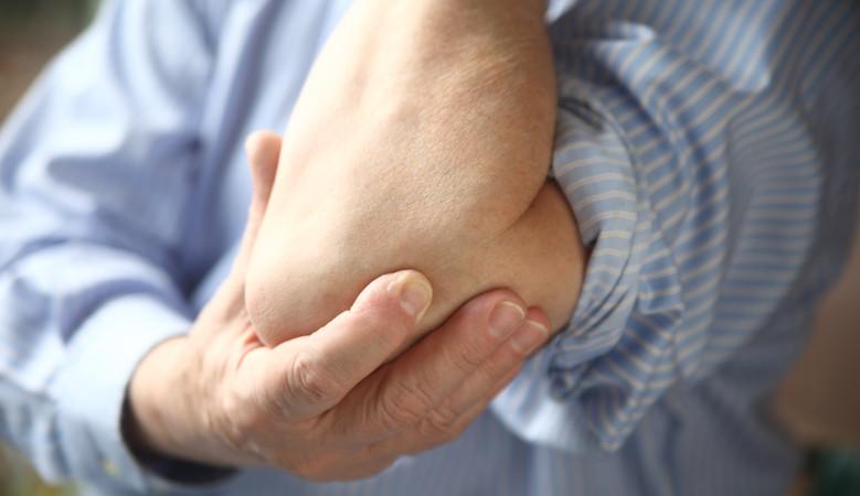 a könyökízületek helyreállítása sérülés után a térdízület duzzadt lábának ízületi gyulladása