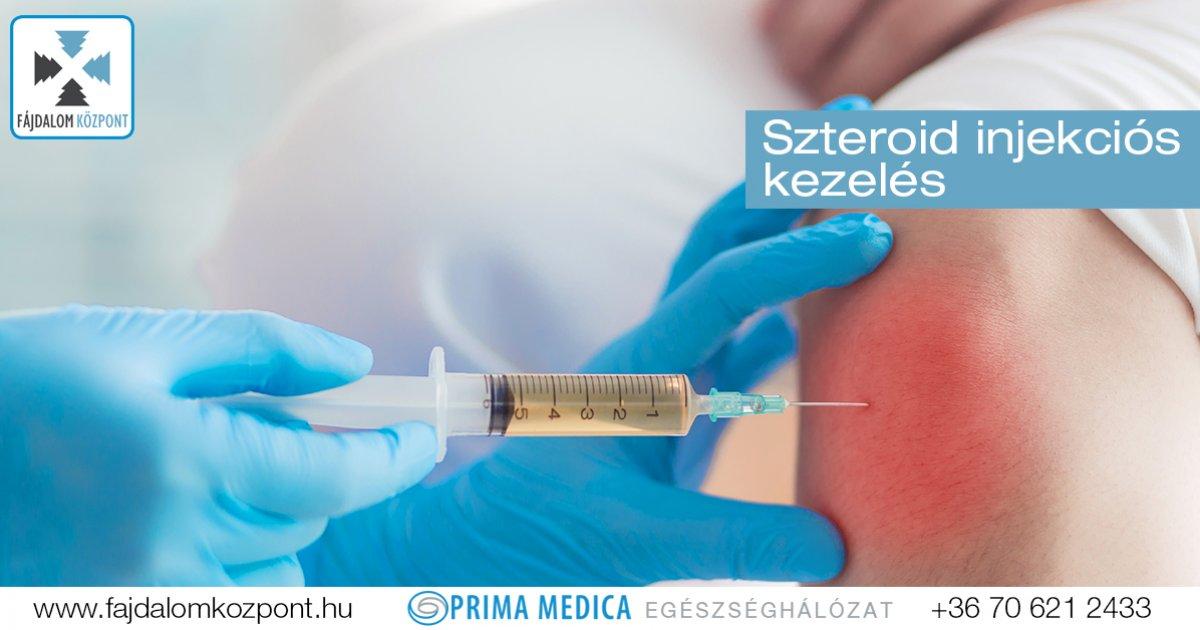 injekció neve ízületi fájdalomra csípőfájás és reuma