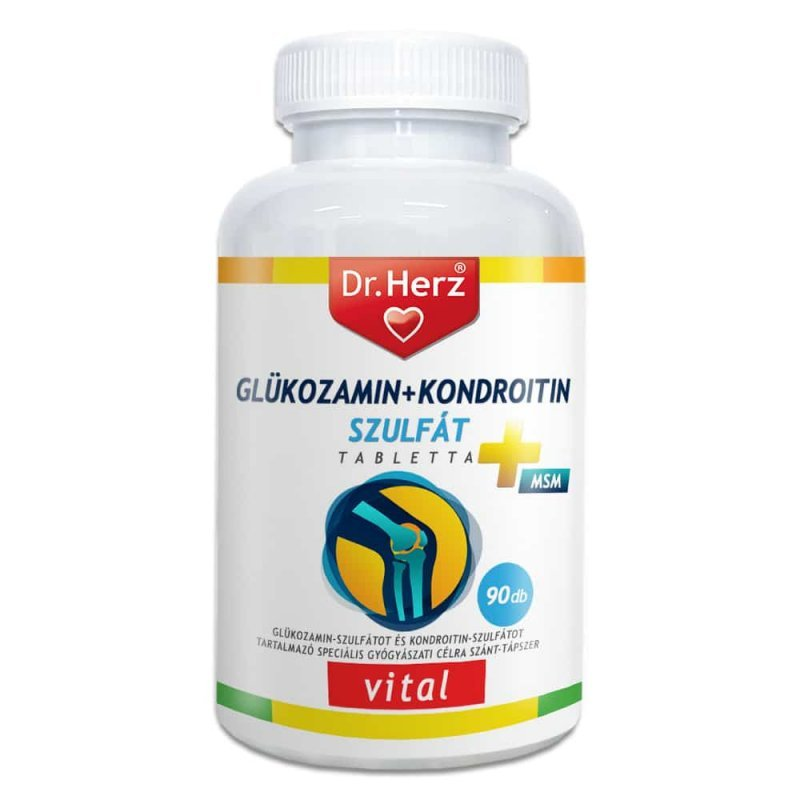 glükózamin és kondroitin alkalmazása vállizom fájdalom kezelése
