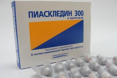 készítmények együttes kezelésre szolgáló kondroprotektorok számára lábízületi gyulladások és duzzanat kezelése