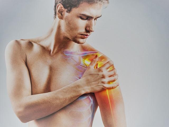 pulzáló fájdalom a vállízületben