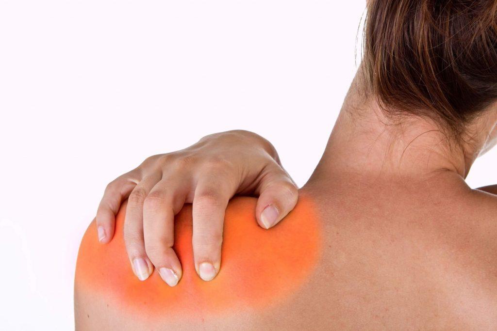 váll fájdalom zúzódásos kezelés után