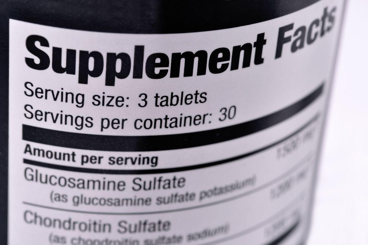 mennyi inni glükózamint és kondroitint